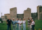 50-anniversary of high school graduation at Smederevo Castle, 2003